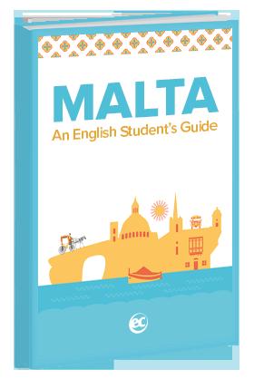 Malta student travel guide ebook cover