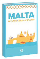 Malta student travel guide ebook cover